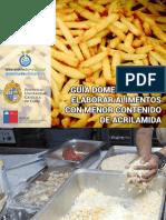 Guia Domestica Para Elaborar Alimentos Con Menor Contenido de Acrilamida