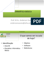 Aula3 InformaticaBasica Software