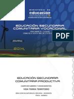 Campo Vida Tierra y Territorio 2014