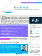 Credentials 2014 June