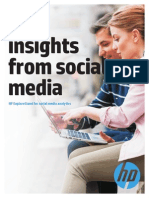 20131031 CI BR HP ExploreCloud for Social Media Analytics Web