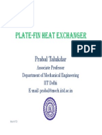 (12) Heat Exchanger