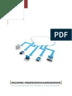 Inleiding Onderzoeksvaardigheden - Abdurrahman en Willem-Jan
