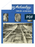 Indian Archaeology, 1988-89, A review, Delhi, ASI.