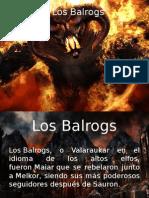 Los Balrogs