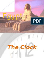 Contributions of Egypt