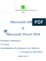 MS Office & MS Word2010-2015