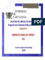 IVA (IMPUESTO AL VALOR AGREGADO) HECHO GENERADOR  IMPORTACIONES Y JUEGOS DE AZAR 2015 [Modo de compatibilidad].pdf