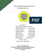 Laporan Tetap Kromatografi Lapis Tipis Kelompok 1