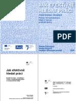 Jak efektivně hledat práci