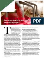 Delacon participates in EU research project