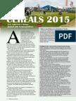 CEREALS 2015