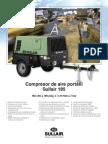 Ficha Compresor Sullair 185 CFM