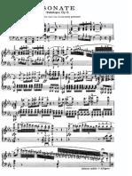 Sonate Pathétique Op. 13