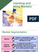 6.Segmenting and Targeting