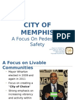 City of Memphis Presentation