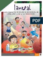Manual Para Mejorar La Alimentacion de Ninos y Adolescentes (1) (1)