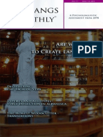 Conlangs Monthly - June Edition