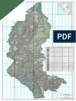 geomorfologia amazonas