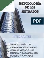 Diapositivas de Metrados
