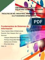 Fundamentos Sistemas Informacion - Controles ASP