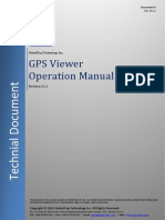 GlobalTop GPS Viewer Operation Manual v1.1