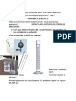 Quimica(informe)