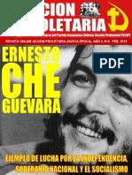 Revista Accion Proletaria Nueva Epoca. N° 4
