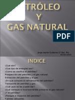 Petróleo y Gas natural - CTMA