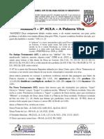 BÃ-SICO - Mód I - 2ª AULA - A Palavra RHEMA (1).pdf