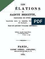 Les Revelations de Sainte Brigitte