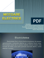 prezentare motoare electrice
