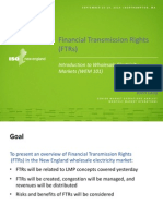 13 Financial Transmission Rights