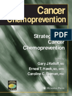 Cancer Chemoprevention Volume 2 Strategies for Cancer Chemoprevention