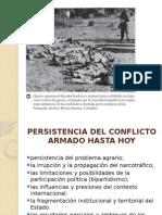 Memorias del conflicto