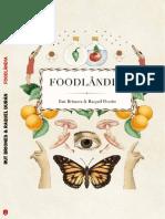"""""""Foodlândia"""" de Rut Briones & Raquel Durán"""