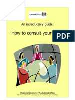 Introductory Guide to Consultation - CO England - 2003