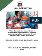 Plan Oper Pesquero 2013