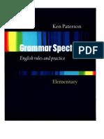 GrammarSpectrum1 Elementary