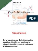 Clase 5 Transcripcion