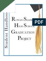 Grad Project Handbook
