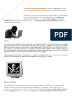 Fraudes Por Internet