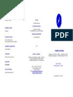 Maestria en Letras - Triptico 2