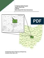 U.S. 62/Ohio 661 study