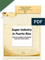 Sugar Industry in Puerto Rico