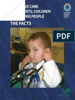 Palliative Care for Infants Children and Young People