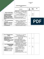 3. Planificare Calendaristicaelemente de Conceptie