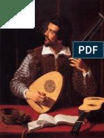 Antiveduto Gramatica Il Suonatore Di Tiorba 33289