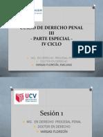 Derecho Penal III - Ucv Dr.vargas Florecín Emiliano