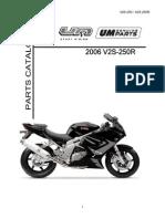 United Motors V2S 250cc